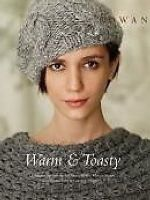 ROWAN WARM & TOASTY KNITTING PATTERN BOOK -